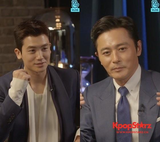 张东健与朴炯植谈对对方初印象 结果都是语气词?