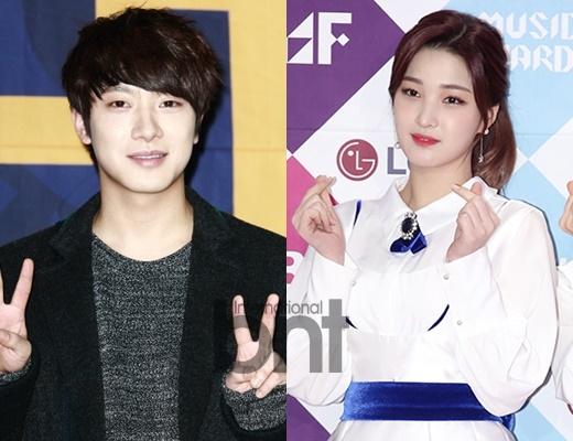 崔珉焕金律喜升级当父母 10月19日举行婚礼