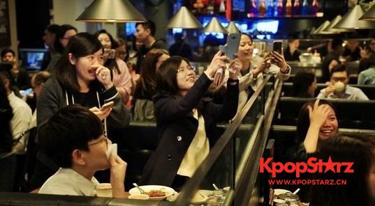 《Running Man》在香港令人惊讶的高人气 当地人甚至不吃饭拍照
