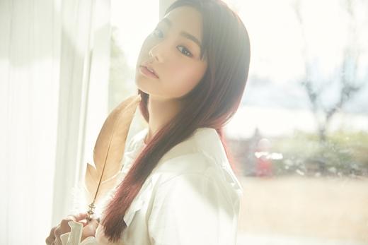 gugudan康美娜确定出演新剧《鸡龙山仙女传》