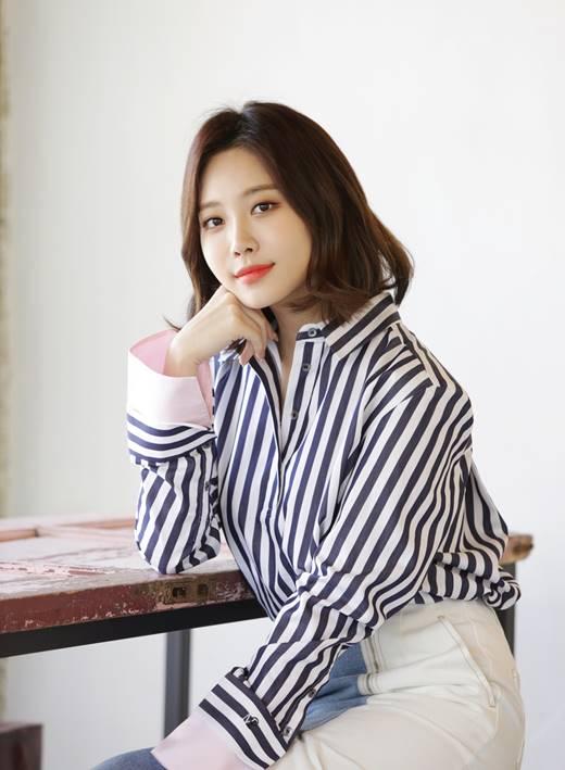 Girl's Day Yura将任2018韩国小姐MC