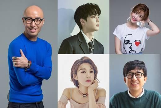 《Love Catcher》公开最新阵容  洪锡天JR张度妍等出演