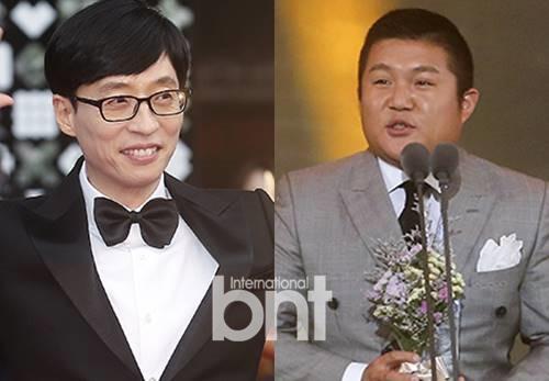 刘在石曹世镐演新节目 tvN称节目尚未编定