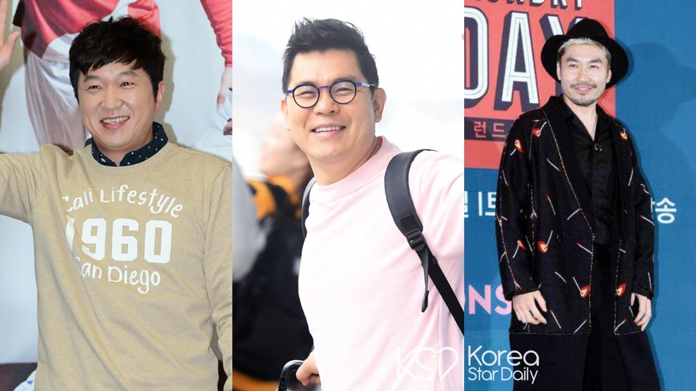 继刘在锡后…郑亨敦、金勇万、卢弘喆也纷纷与FNC娱乐续约!