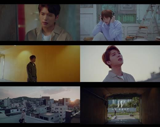 南优贤《只要你没关系》 长版MV预告正式公开