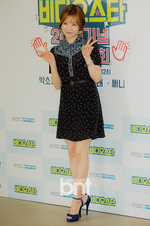 少时Sunny下车《Video Star》 MBC称后任MC尚未选定