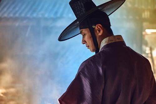 朱智勋新加坡宣传新剧 称《王国》是世子冒险记