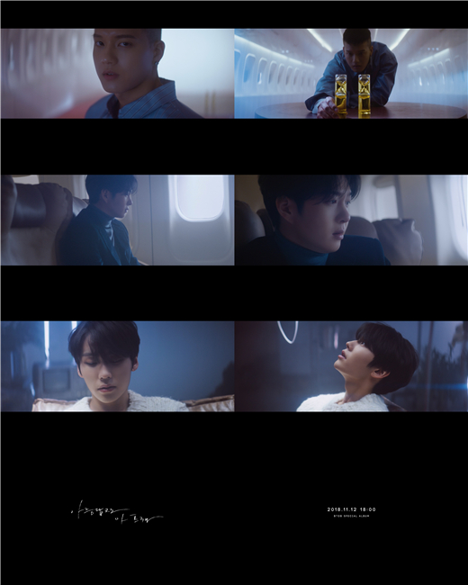 BTOB特别专辑将公开 MV预告现历代级感性
