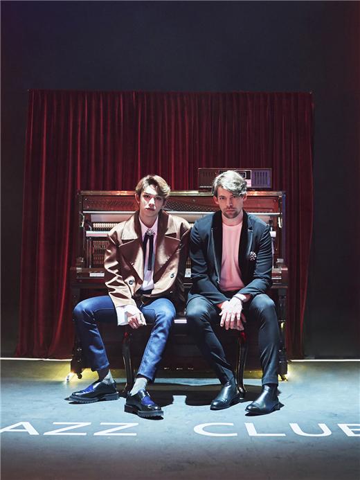 SM《STATION》第三季开始 NCT Lucas&Jonah Nilsson