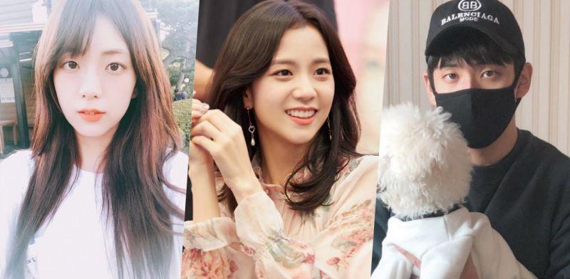 BLACKPINK Jisoo基因也太好! 哥哥姐姐都超美,娇艳少女脸竟是2宝妈?!