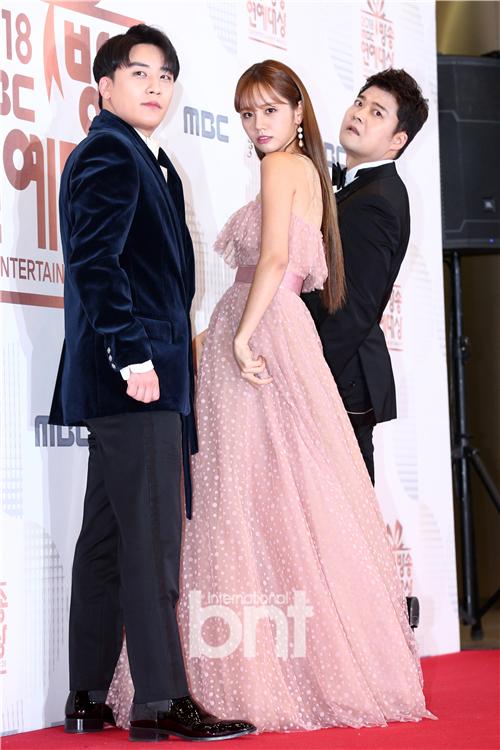 MBC《2018 演艺大赏》29日举行 胜利全炫茂惠利担任MC