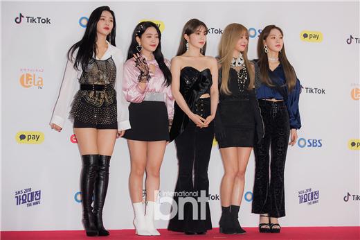Red Velvet确定出席GMA 最终出演阵容正式公开