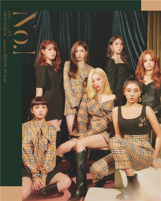 CLC迷你八辑《NO.1》回归 最新预告照正式公开