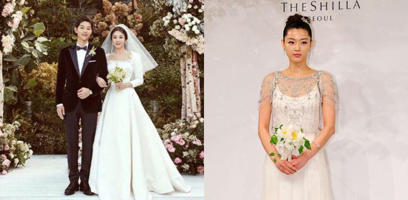 【明星之选】从全智贤到宋宋CP,为什么韩星结婚都爱去新罗酒店?