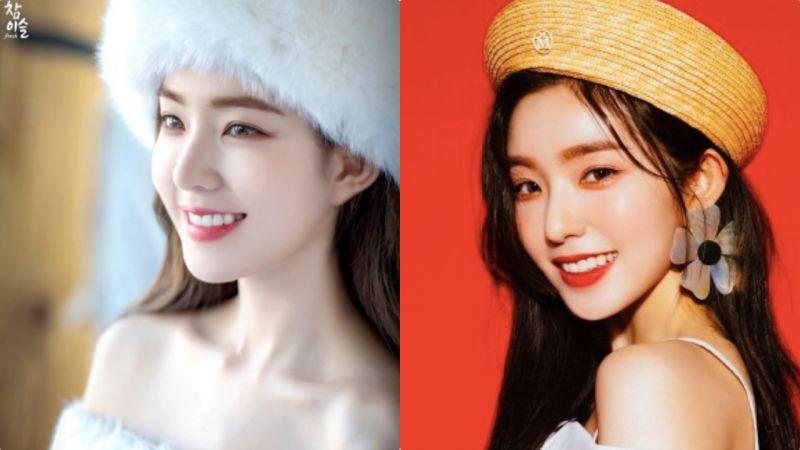 如Red Velvet Irene邀你一起喝酒你会怎样?网友:不舒服都要去啊!XD