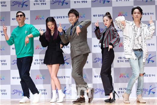 JTBC《Stage K》举行发布会 全炫茂殷志源等出席