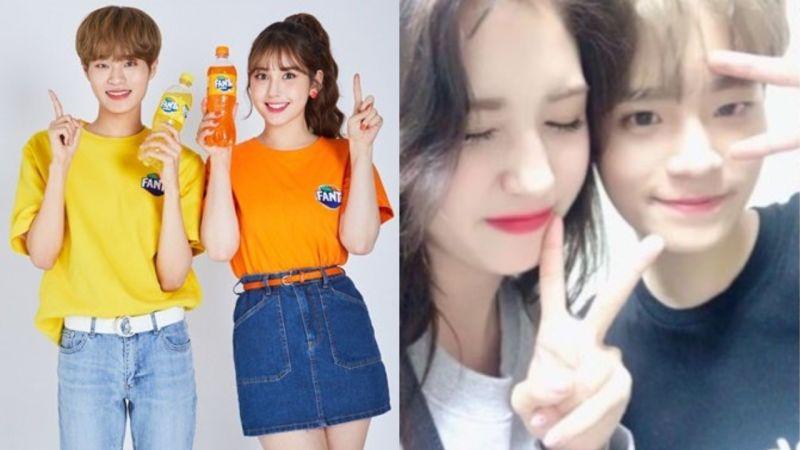 「至亲Line」李大辉、全昭弥一起成为饮料代言人!有著清爽魅力的他们,合作也令人期待!