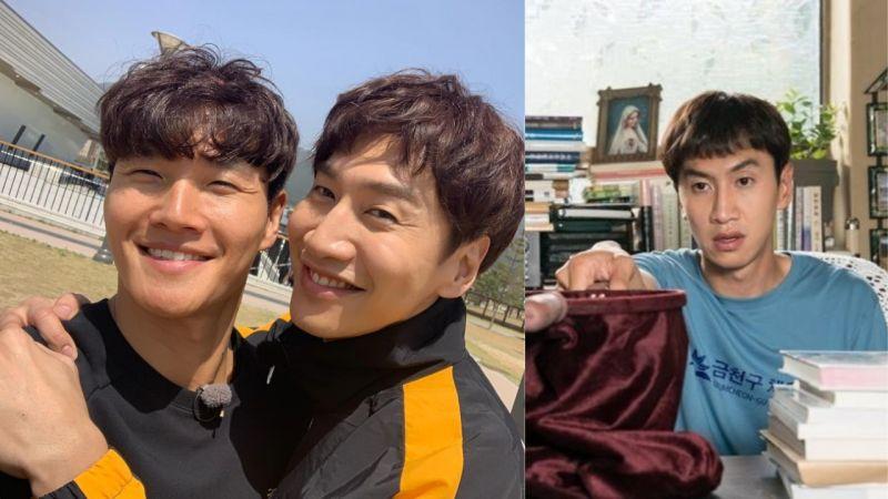 虽然吵闹但感情也超好!金钟国宣传了李光洙新电影《完美搭档》:「演技真的绝了我的弟弟」