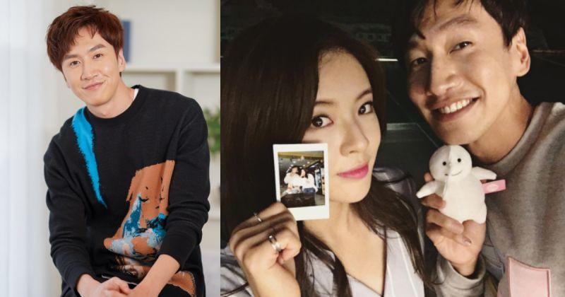 李光洙与李善彬选择公开恋情的原因?「因为我们都不想说谎」