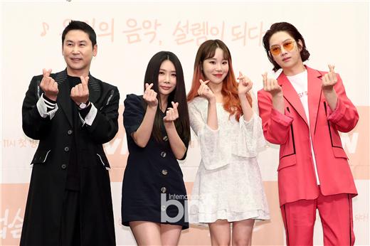 tvN《工作室》举行发布会 金希澈南太铉等出席