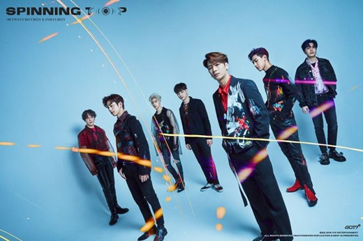 GOT7将携新专辑回归 最新团体预告照公开