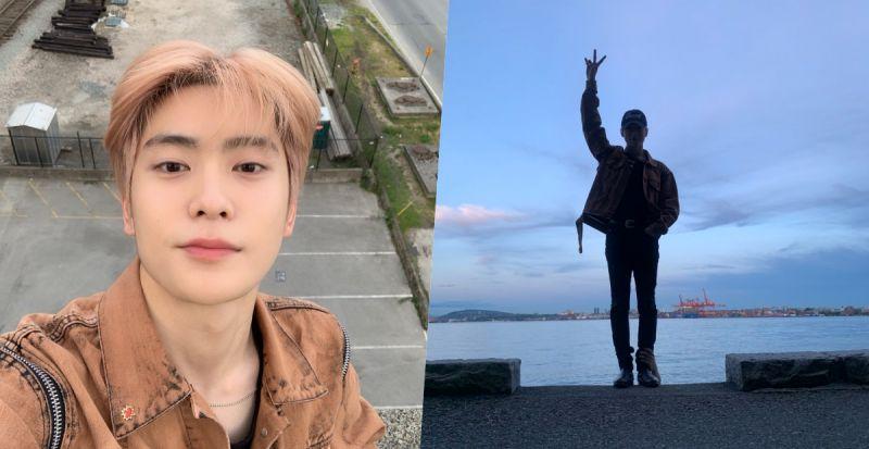 【胆小慎点】NCT 127海边照片拍到......「从水里伸出诡异的手」?!