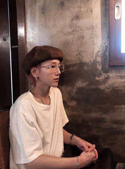 super junior成员艺声最新暖男照曝光 粉丝期待6月回归