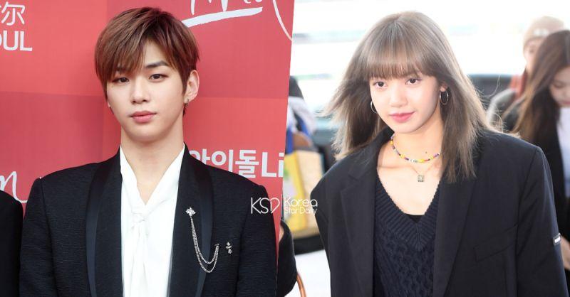 韩网投票「最适合穿西装的爱豆」:姜丹尼尔第一,Lisa第二