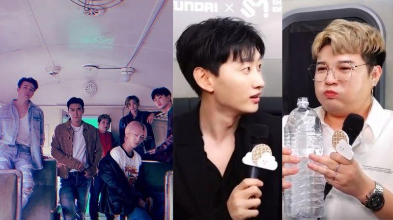银赫成为神童的「一日经纪人」?网传SUJU成员们正在拍摄《SJ returns 3》!