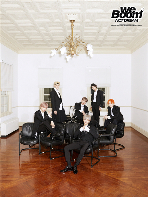 NCT DREAM携新专辑「We Boom」26日回归乐坛