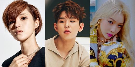 歌手GUMMY&Paul Kim&请夏将为韩剧《德鲁纳酒店》OST献声