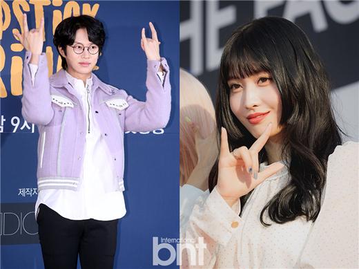 金希澈&MOMO被爆恋爱 JYP表示正在确认中