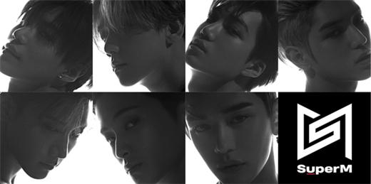 SM全球计划SuperM将于10月4日发布新专辑