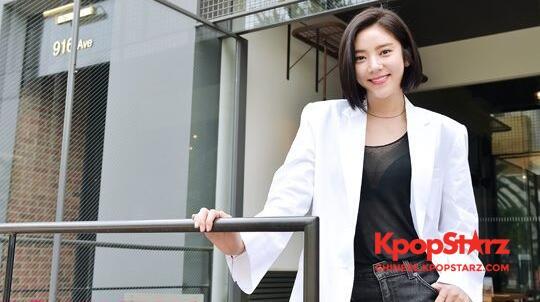 孙丹菲称期待李孝利回归 本人的歌手活动计划是?