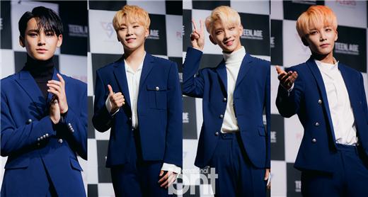 Seventeen成员4人将出演综艺节目《好吃的家伙们》