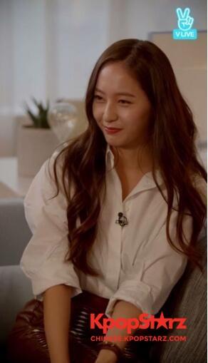 Krystal:女神头衔?很有负担