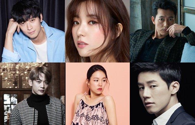电影《人狼》演员名单出炉 姜栋元、韩孝周、郑宇盛等人将携手合作