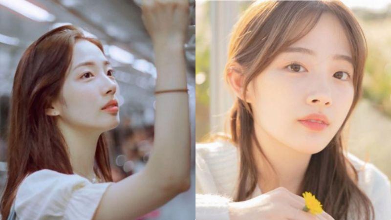 长成秀智+Sulli结合体是什么感觉?她因同时拥有两位顶级女爱豆的美貌在韩网爆红!
