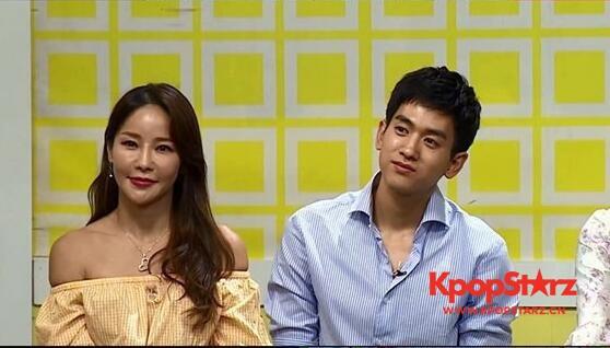 米娜与男友Ryu Phillip首次共同出演节目 对今后子女的计划是?