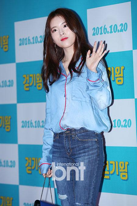 度希确定出演KBS电视台新剧《内衣少女时代》