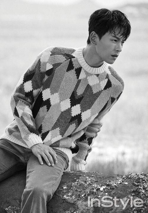 林周焕为时尚杂志《InSyle》拍摄最新画报公开 展现成熟男人魅力