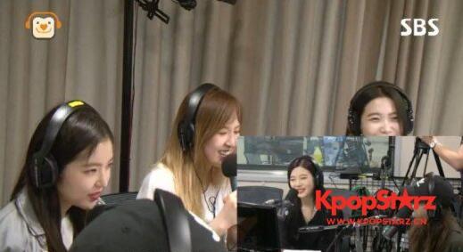 Red Velvet出演节目《金昌烈的Old School》自曝成员的眼泪都很多