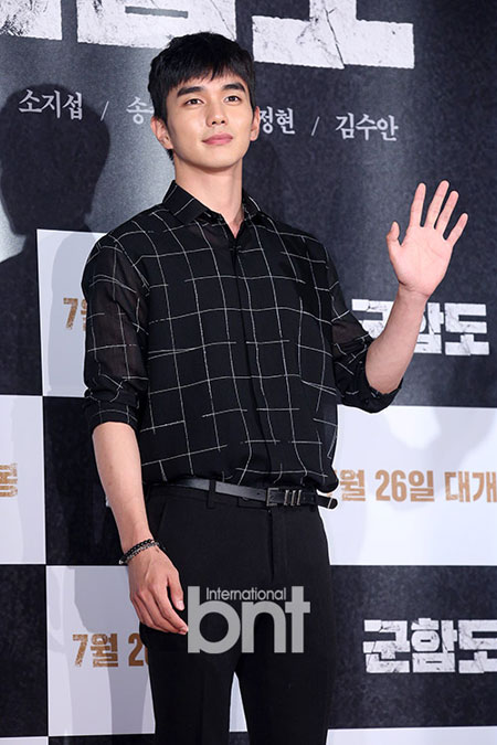 俞承豪确定出演MBC新剧《不是机器人》