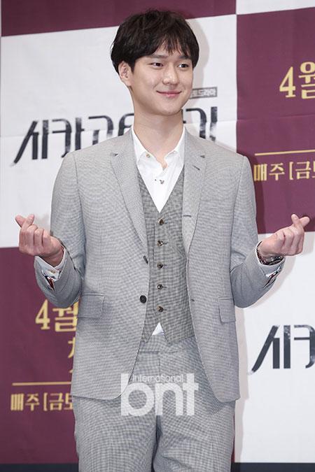 高庚杓有望出演tvN电视台新剧《Cross:神的礼物》