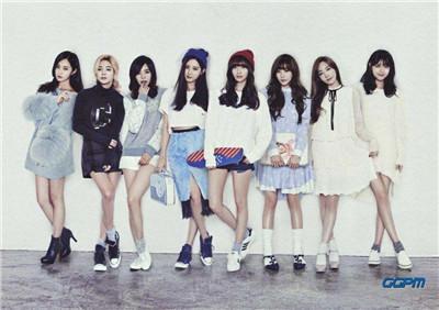 少女时代成员资料介绍 少女时代成员人气排名金泰妍最美吗?