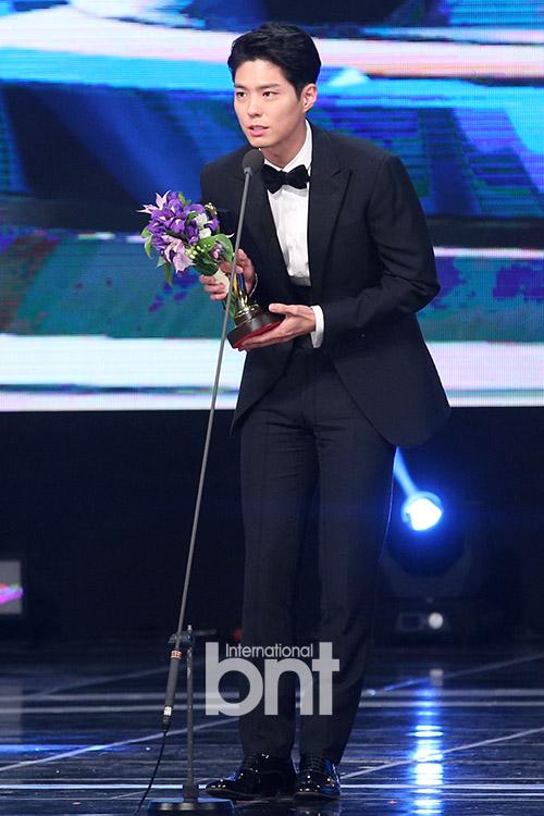 大众文化艺术奖颁奖典礼3日举行 朴宝剑EXO等出席