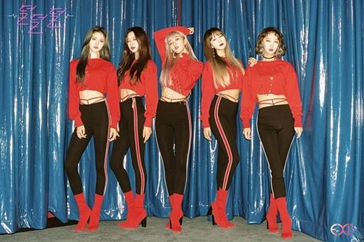 EXID新曲被KBS判定不适合播出 修改后已申请再审