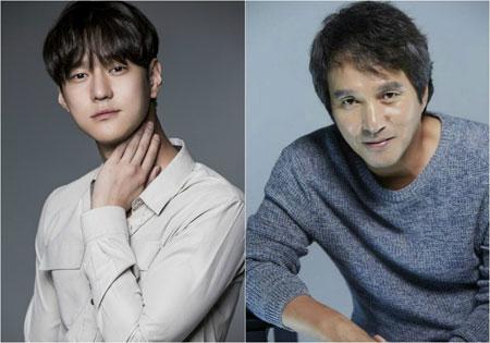 高庚杓确定将与曹在显携手合作tvN月火新剧《Cross》