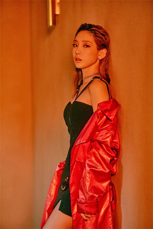 泰妍将演唱迪士尼电影《冰雪奇缘2》韩版主题曲