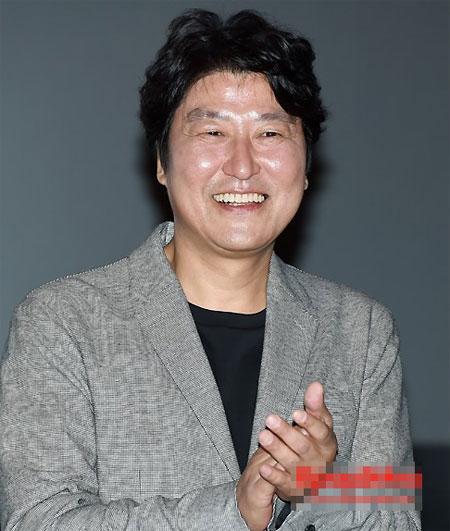 宋康昊连续两年当选韩国最具票房号召力的男演员